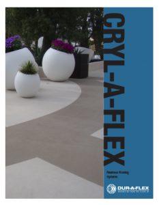 Dur-A-Flex Cryl-A-Flex Brochure