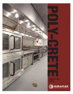 Dur-A-Flex Poly-Crete Brochure