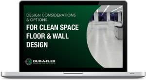 Seamless Floors for Clean Space Webinar