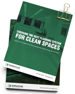 Choosing the Best Flooring System for Clean Spaces