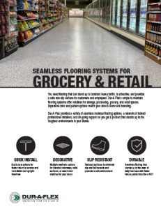 Grocery & Retail Flooring