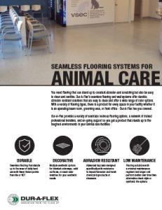 Animal Care Flooring
